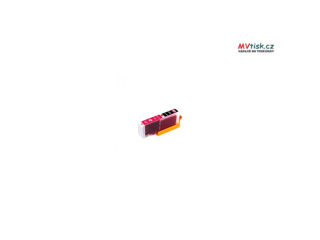 kompatibilni inkoustova cartridge canon cli 581 xxl magenta 13ml