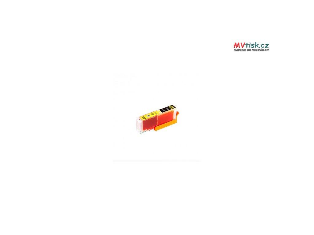 kompatibilni inkoustova cartridge canon cli 581 xxl yellow 13ml