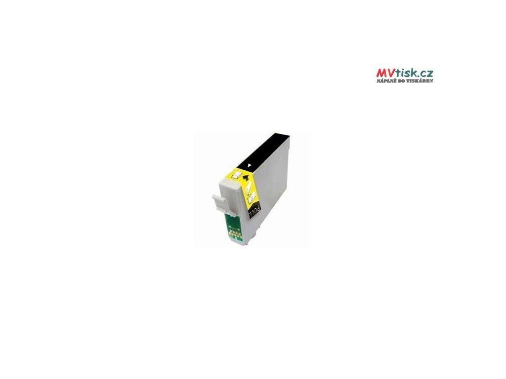 Epson T0711 Kompatibilní inkoustová kazeta Černá (13ml)