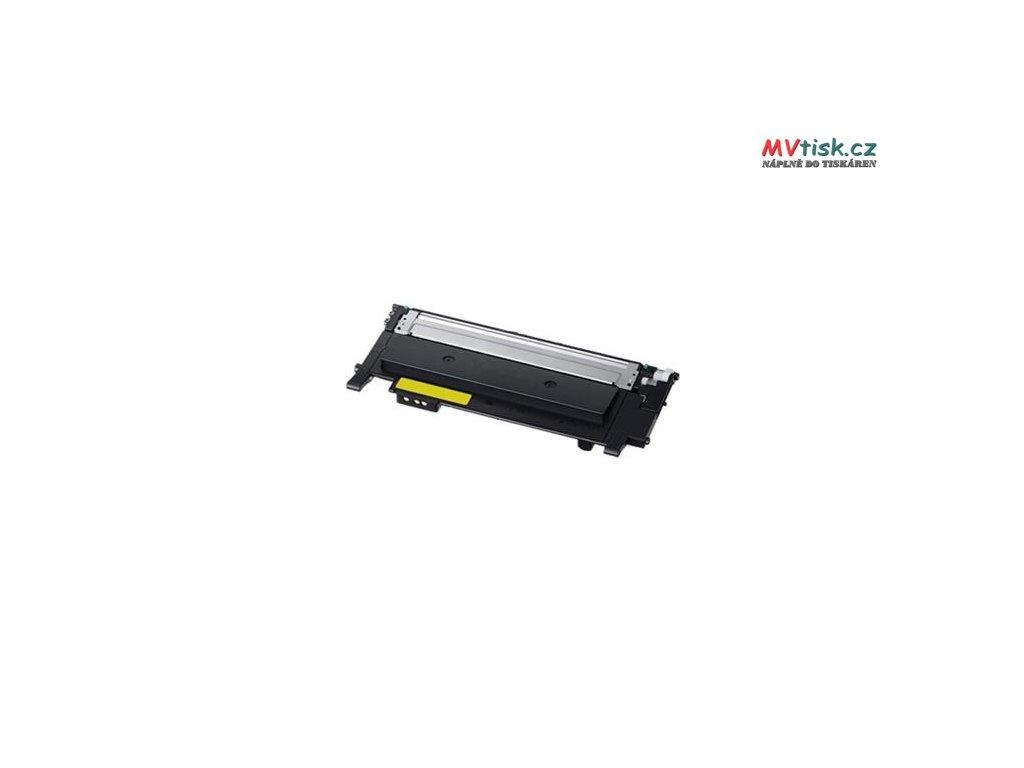 clt y406s kompatibilni tonerova kazeta barva naplne zluta 1000 stran