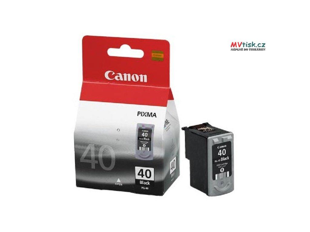 Canon originální PG 40