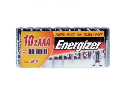 ENERGIZER Baterie FP alkalická LR03/10 10xAAA