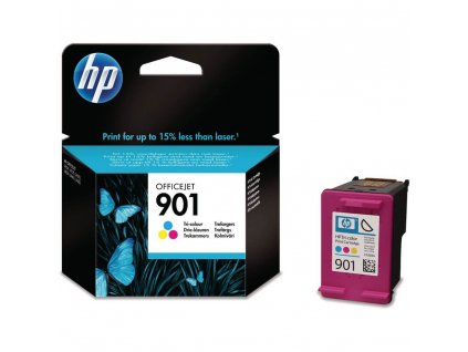 hp 901 tri color
