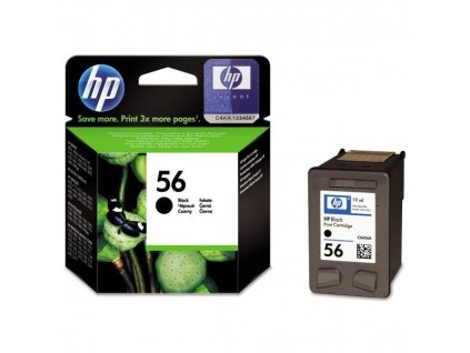 hp c6656a no 56 black originalni