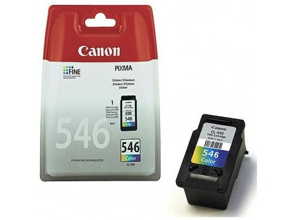 canon cl546 colour ink cartridge
