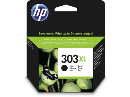 hp 303xl black