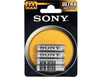 Sony Ultra AAA 4ks R03NUB4A