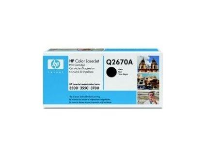 HP Q2670 bk originál