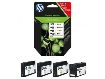 hp 951xl 950xl combo pack c2p43ae