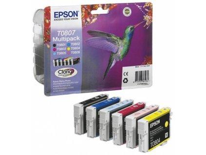 originalni sada epson t0807 6 barev original