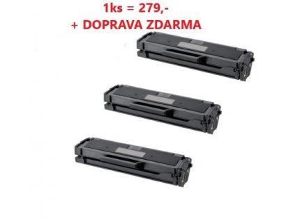 111l mlt d1111 kompatibilni tonerova kazeta barva naplne cerna