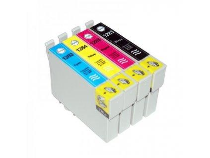 Epson T0715 - kompatibilní sada kazet (4ks)