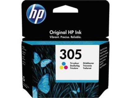 náplň do tiskárny hp č. 305 colour barevná