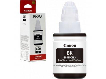 Canon GI 490 Black Ink Bottle