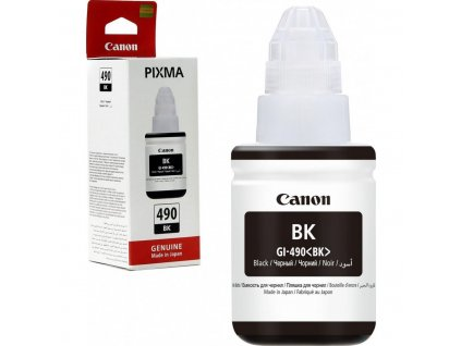 Canon GI 490 Black Ink Bottle