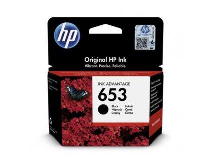 HP 653 black 0a s