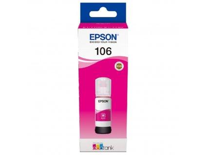 epson 106 c13t00r340 lahev s inkoustem originalni s