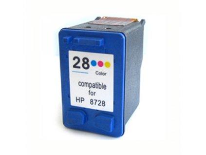 Kompatibilní inkoustová kazeta 8728C XL (3x6ml) 500 stránek