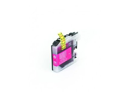 tn kompatibilni inkoustova cartridge s brother lc 525 xl magenta 16ml 2422