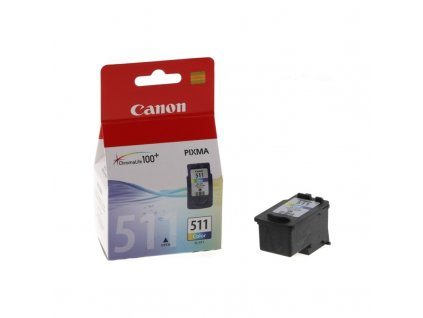 CANON cartridge canon cl 511 barevná color
