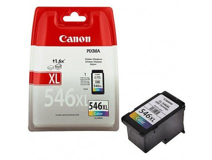 canon cl546 xl colour ink cartridge cmy