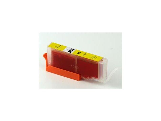 cli 551y xl kompatibilni inkoustova kazeta i106012