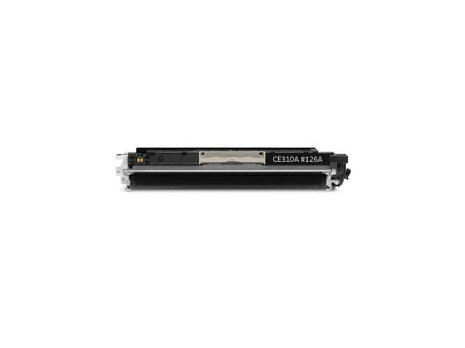 ce310a 126a black kompatibilni tonerova kazeta barva naplne cerna 1200 stran i84877