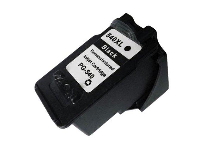 pg 540 no 540 kompatibilni inkoustova kazeta barva naplne cerna 600 stran i140235
