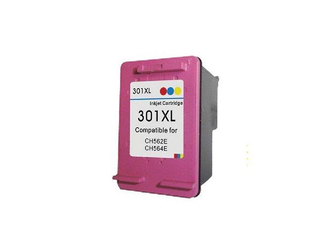 Kompatibilní inkoustová kazeta 301 BK XL (19ml) s ČIPEM