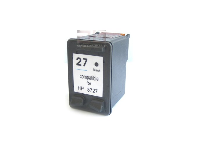 HP 27 C8727A 8727 Ink Cartridges for 3320 3420 3650 3740 3840 Blk
