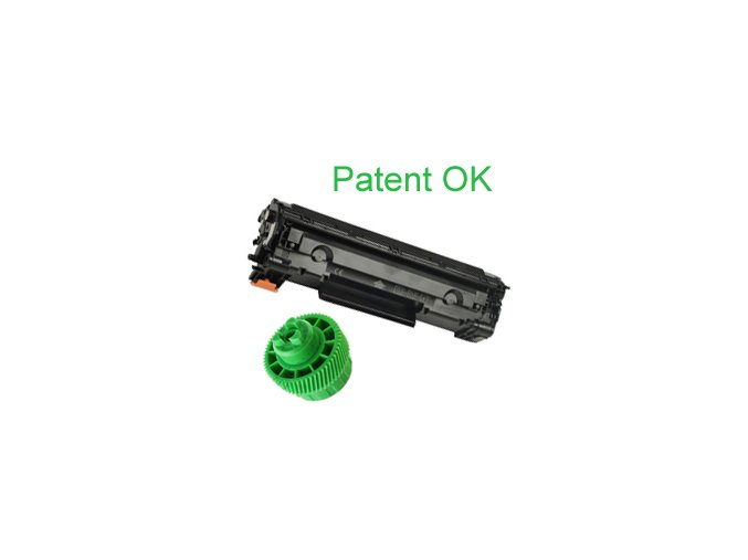 Kompatibilní toner HP CF283X 2400 stran PATENT OK