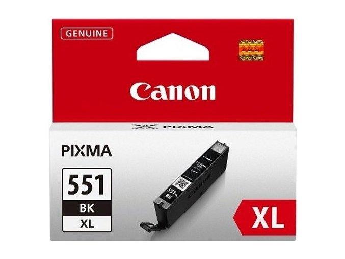 Canon CLI-551 BK XL (11ml) ORIGINÁL
