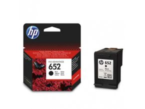 hp originalni ink f6v25ae hp 652 black 360str hp deskjet ia 4530 4535 4675 1115 2135 3635 i125046