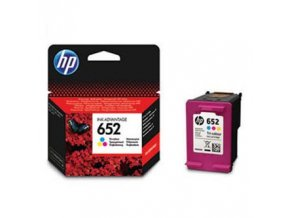hp originalni ink f6v24ae hp 652 color 200str hp deskjet ia 4530 4535 4675 1115 2135 3635 i125045