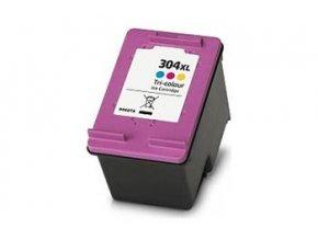 304 xl n9k07ae 301 inkoustova kazeta new chip barva naplne tribarevna 770 stran i188375