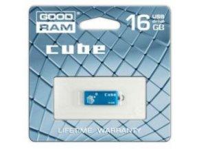 GoodDrive 16GB USB 2.0 CUBE Blue BOX