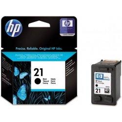 Originální inkoustová kazeta HP 21 (C9351A) černá (black) 150 stran Originální inkoustová kazeta pro