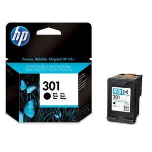 Originální inkoustová kazeta HP č. 301 černá (HP CH561EE) 190 stran