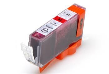 Kompatibilní kazeta CLI-521M+CHIP
