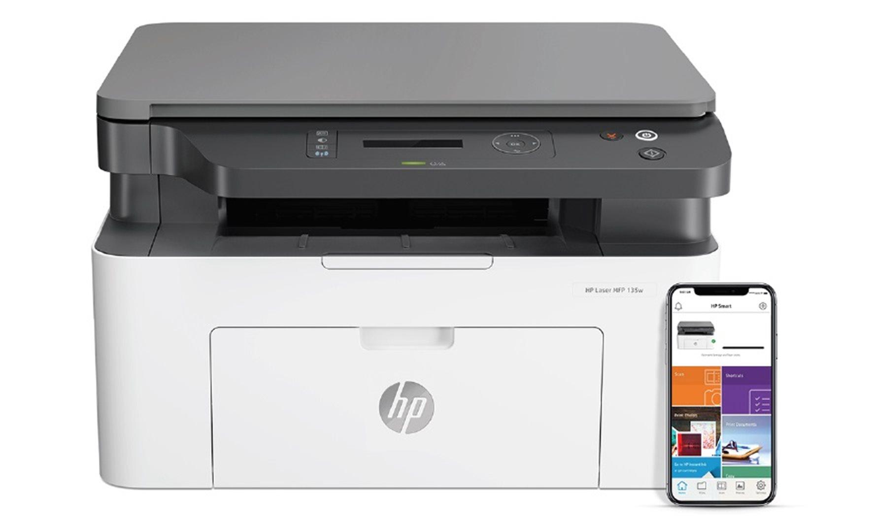 HP Laser MFP 135w 4ZB83A