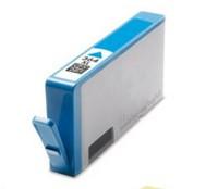 Kompatibilní inkoustová kazeta 364 XL Cyan, 750 stran