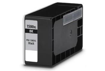 Canon 1500 (PGI-1500XL BK) černá inkoustová kompatibilní kazeta (35ml)