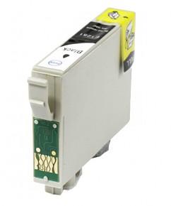 Kompatibilní inkoustová cartridge EPSON T1281 Black (15ml)