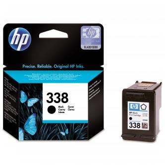 Originální inkoustová kazeta HP 338 černá (C8765EE) 480 stran