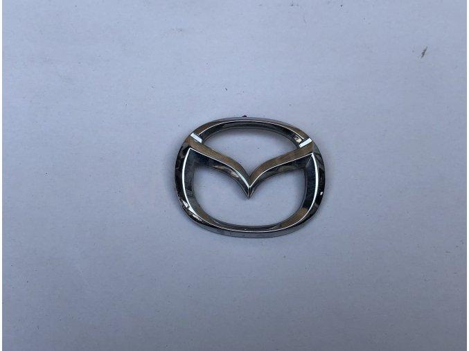 Zadní logo Mazda NBfl