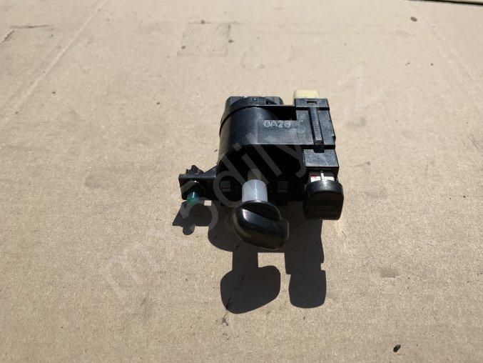 Ovládání ventilátoru NB