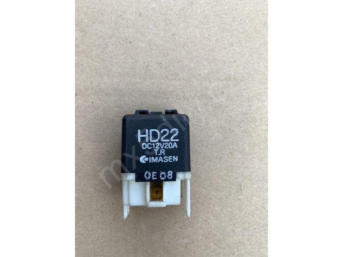Relé HD22