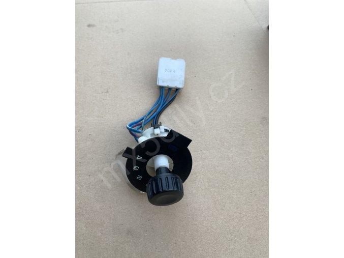 Ovládání ventilátoru NA