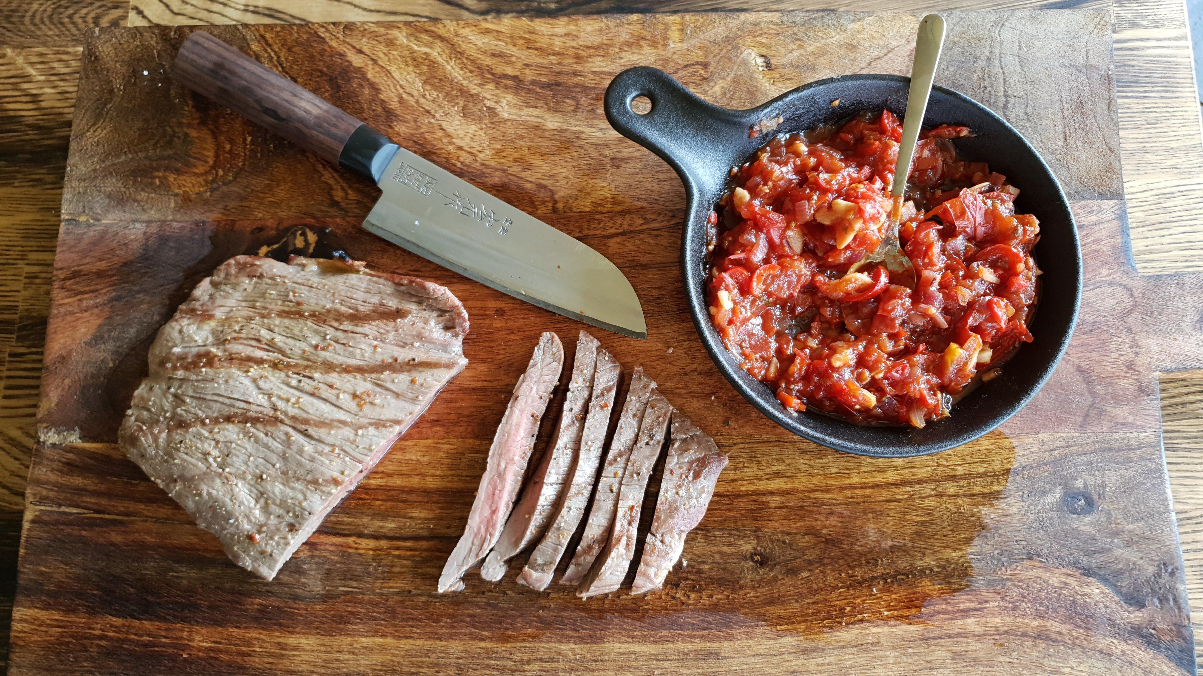 Recept: Rajčatová chilli omáčka podle My-Chilli
