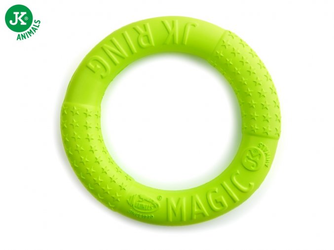 46512 1 jk animals eva pena magic ring 17 cm zeleny 1